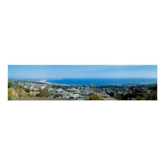Ventura Panorama View Poster