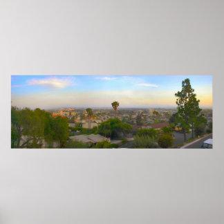 Ventura Panoramic Poster