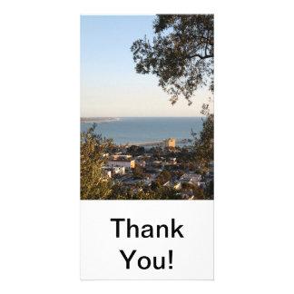 Ventura Skyline Photo Card
