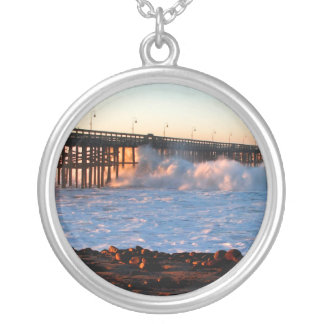 Ventura Storm Pier Pendant