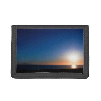 Ventura Sunset Tri-fold Wallet