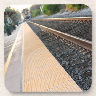 Ventura Train Station Drink Coasters