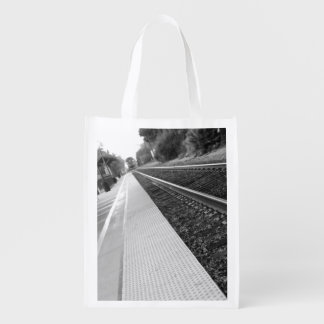 Ventura Train Station Grocery Bag