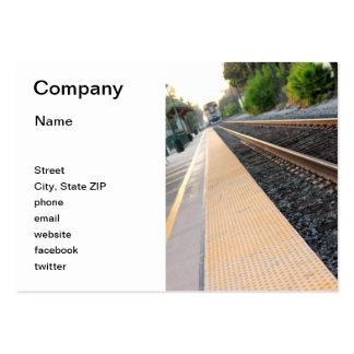 Ventura Train Station Large Business Card
