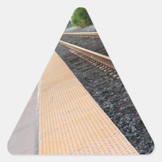 Ventura Train Station Triangle Sticker