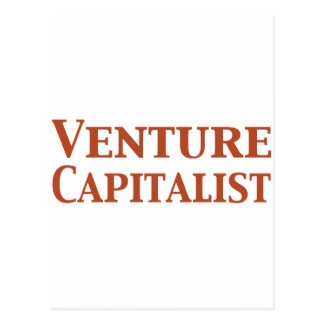 Venture Capitalist Gifts Postcard