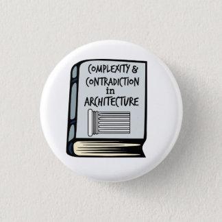 Venturi Complexity & Contradiction Book Button