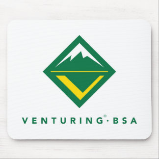 Venturing Mouse Pad