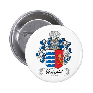Venturini Family Crest Pins