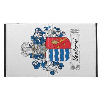 Venturini Family Crest iPad Cases