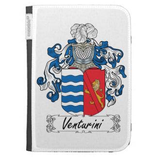 Venturini Family Crest Kindle 3 Cover