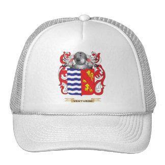 Venturini Family Crest (Coat of Arms) Hat