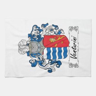 Venturini Family Crest Towels