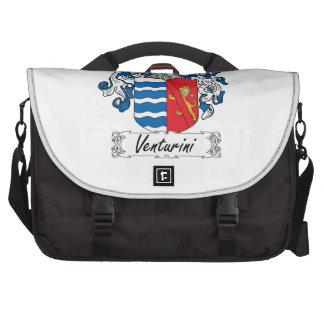 Venturini Family Crest Computer Bag