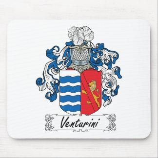 Venturini Family Crest Mouse Mats