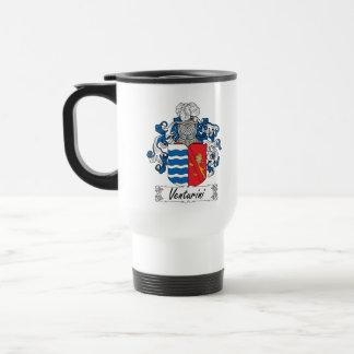 Venturini Family Crest Coffee Mugs