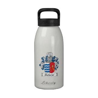 Venturini Family Crest Water Bottles