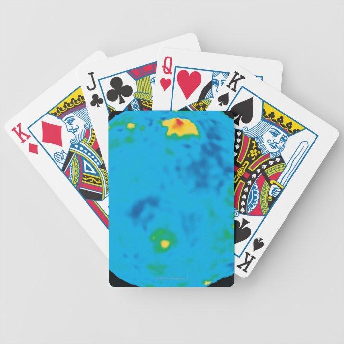 Venus 2 bicycle playing cards