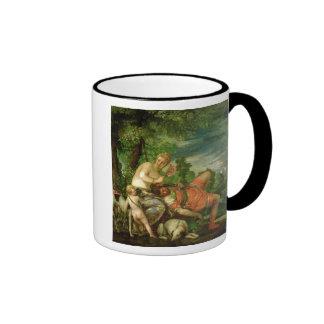 Venus and Adonis, 1580 Mugs