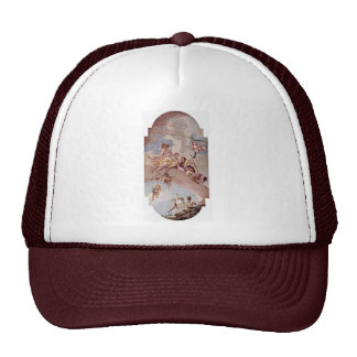 Venus And Adonis By Ricci Sebastiano (Best Quality Trucker Hats