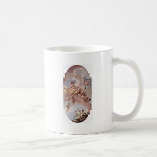Venus And Adonis By Ricci Sebastiano (Best Quality Mugs