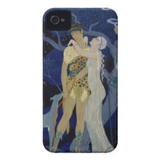 Venus and Adonis (colour litho) iPhone 4 Case-Mate Case