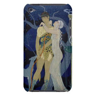 Venus and Adonis (colour litho) iPod Touch Case