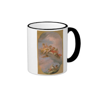 Venus and Adonis (oil on canvas) Coffee Mugs