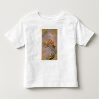 Venus and Adonis (oil on canvas) Toddler T-shirt
