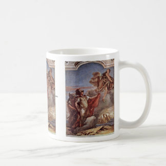 Venus And Aeneas Leaves Acatus Back On The Beach Classic White Coffee Mug