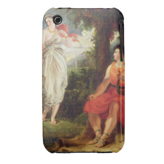 Venus and Anchises, 1826 (oil on canvas) iPhone 3 Case-Mate Case