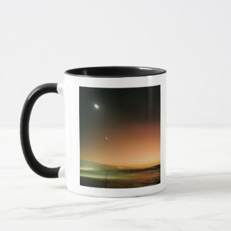 Venus and Aquila Mug