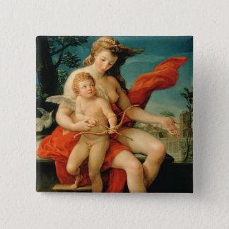 Venus and Cupid, 1785 Pinback Button