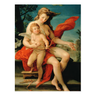 Venus and Cupid, 1785 Post Cards