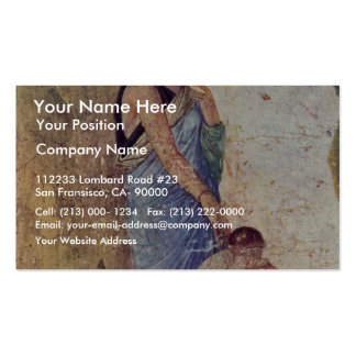 Venus And Cupid Punished Detail By Pompejanischer Double-Sided Standard Business Cards (Pack Of 100)