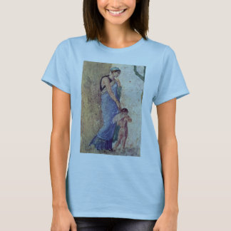 Venus And Cupid Punished Detail By Pompejanischer T-Shirt