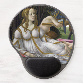 Venus and Mars by Sandro Botticelli Gel Mousepad