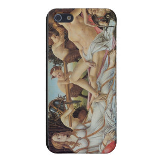 Venus and Mars by Sandro Botticelli iPhone SE/5/5s Cover