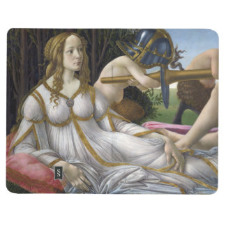 Venus and Mars by Sandro Botticelli Journal