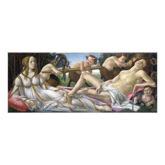 Venus and Mars by Sandro Botticelli Photographic Print