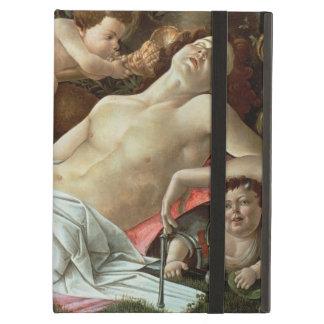 Venus and Mars, c.1485 (tempera and oil) iPad Air Cover