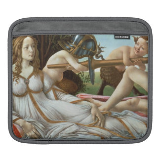 Venus and Mars, c.1485 (tempera and oil) Sleeve For iPads
