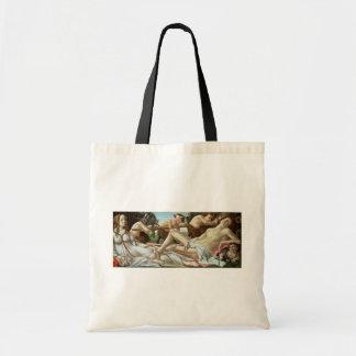 Venus and Mars, c.1485 (tempera and oil) Tote Bag