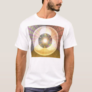 Venus And Mercury Per Martineau T-Shirt