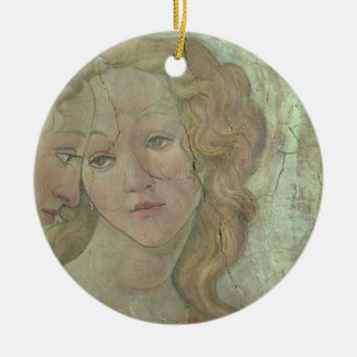 Venus and the Three Graces Offering Gifts to a You Ceramic Ornament