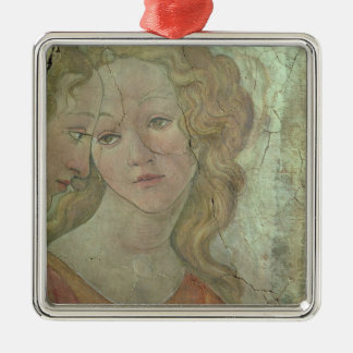 Venus and the Three Graces Offering Gifts to a You Metal Ornament