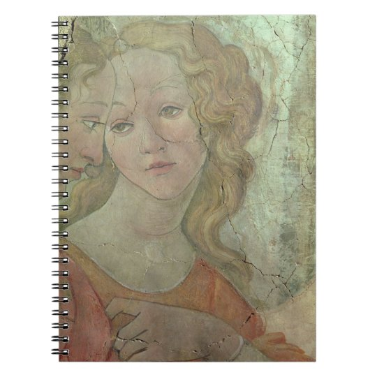 Venus and the Three Graces Offering Gifts to a You Notebook