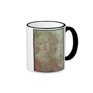 Venus and the Three Graces Offering Gifts to a You Ringer Mug