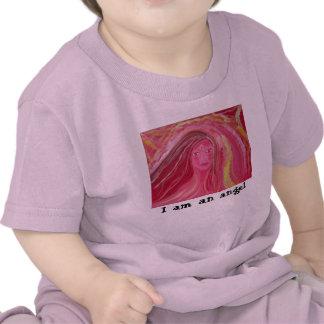 Venus apasionado, soy un ángel camisetas