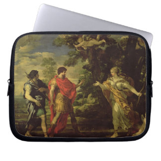 Venus Appearing to Aeneas as a Huntress, c.1635 (o Computer Sleeve